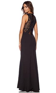 JARLO Dominica Maxi Dress in Black