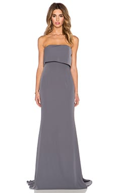 JARLO Blaze Maxi Dress in Grey