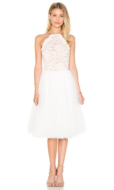 JARLO Edie Dress in Ivory