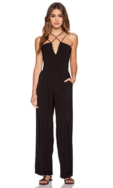JARLO Kassaia Jumpsuit in Black