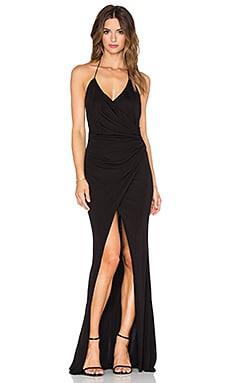 Jay Godfrey Prince Dress in Black