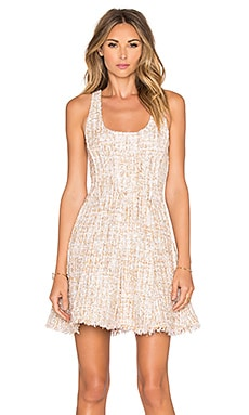 Jay Godfrey Diaz Dress in Blush Multi
