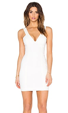 Jay Godfrey Narino Dress in Light Ivory