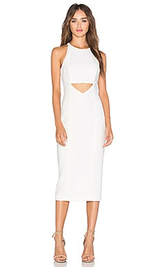 Jay Godfrey May Dress in Light Ivory