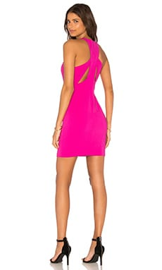 Asheton Dress in Rose