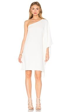 Jay Godfrey Marino Dress in Light Ivory