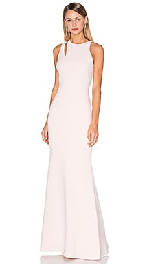Woods Gown in Blush