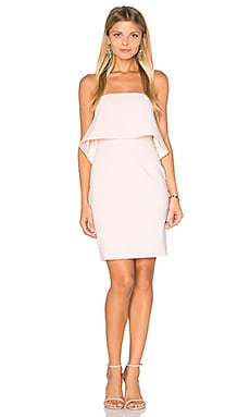 Viola Dress in Blush