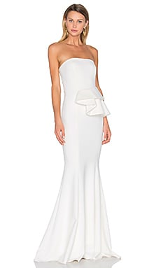 Lima Gown in Light Ivory