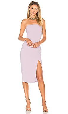 Thompson Dress in Lilac