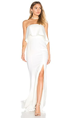 Clarke Gown in Light Ivory