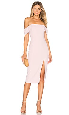Downie Dress in Pale Lilac