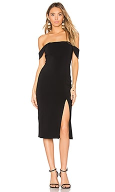 Downie Dress in Black