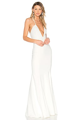 Kirani Gown in Light Ivory