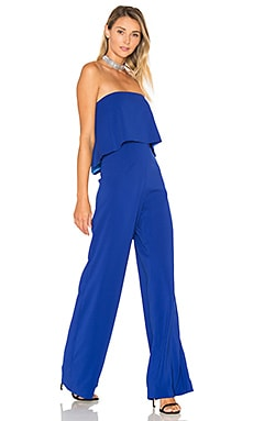 Jay Godfrey Moore Jumpsuit in Electric Blue