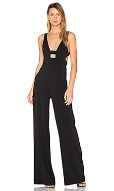 Baker Jumpsuit in Black