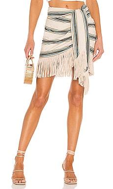 Charlie Mini Skirt Just BEE Queen $375
