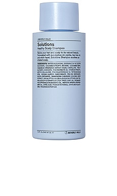 Solutions Healthy Scalp Shampoo J Beverly Hills $24
