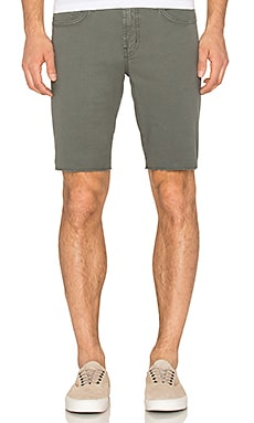 J Brand Tyler Cut-Off Short in Sedona Sage