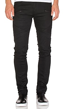 J Brand Mills Moto in Percy