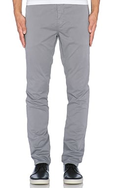 J Brand Brooks Trouser in Neptune Grey