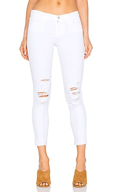 Low Rise Crop Skinny en Demented