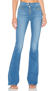 Katie High Rise Slim Flare