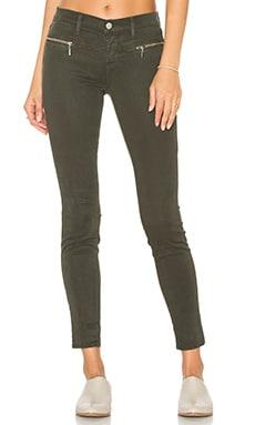 J Brand Miranda Zip Skinny in Caledon