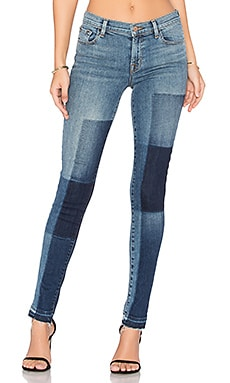 JEAN SKINNY TAILLE MOYENNE 811