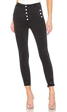 Natasha Sky High Crop Skinny J Brand $278 BEST SELLER