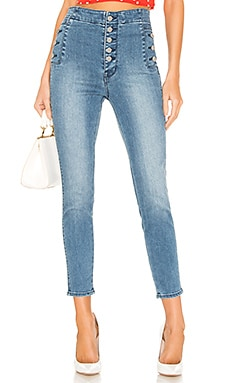 Natasha Sky High Crop Skinny J Brand $278 NEW ARRIVAL