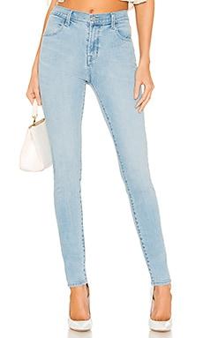 Maria High Rise Skinny J Brand $160