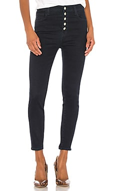 Lillie High Rise Crop Skinny J Brand $160