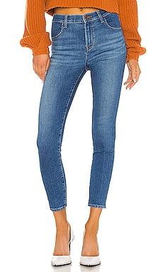 Alana High Rise Crop Skinny J Brand $149