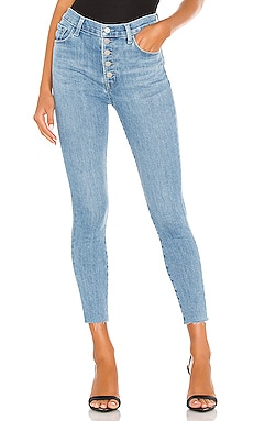 Lillie High Rise Crop Skinny J Brand $191