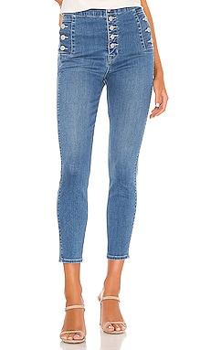 Natasha Sky High Crop Skinny J Brand $195