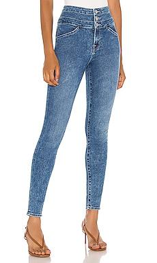 Annalie High Rise Skinny J Brand $248