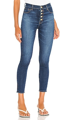 Lillie High Rise Crop Skinny J Brand $248
