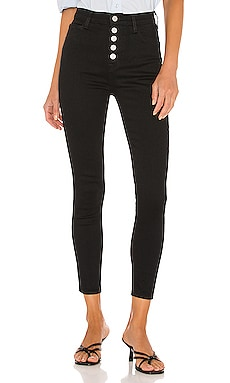 Lillie High Rise Crop Skinny J Brand $228 BEST SELLER