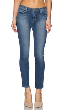 J Brand Mid Rise Skinny in Connected