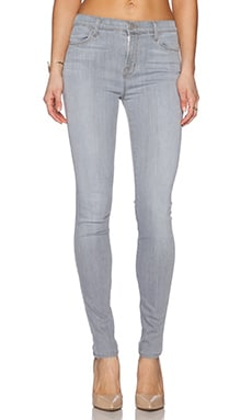 J Brand High Rise Maria Skinny in Illusion