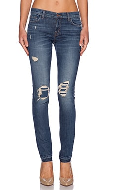 J Brand Ellis Skinny in Villain