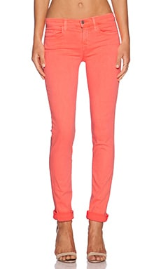 J Brand Jude Skinny in Flamingo