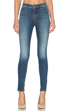 J Brand Maria High Rise Skinny in Ingenue