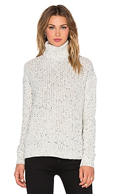 J Brand Fernwood Sweater in White