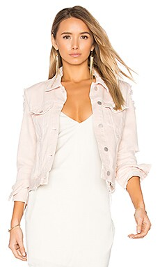 Harlow Distressed Jacket