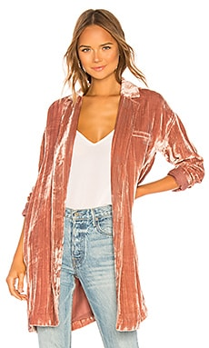 Regan Velvet Duster J Brand $223