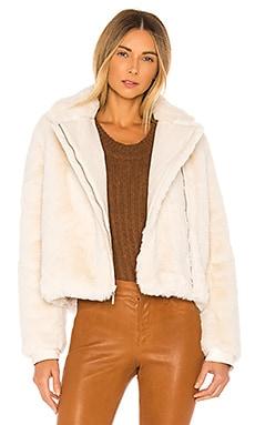 Isleen Faux Fur Jacket J Brand $428