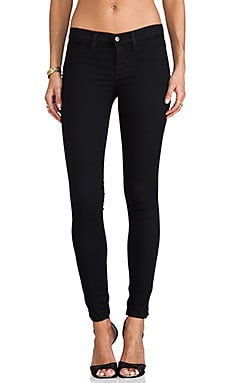 J Brand Leggings in Pitch