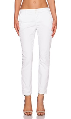 J Brand Alex Chino in White